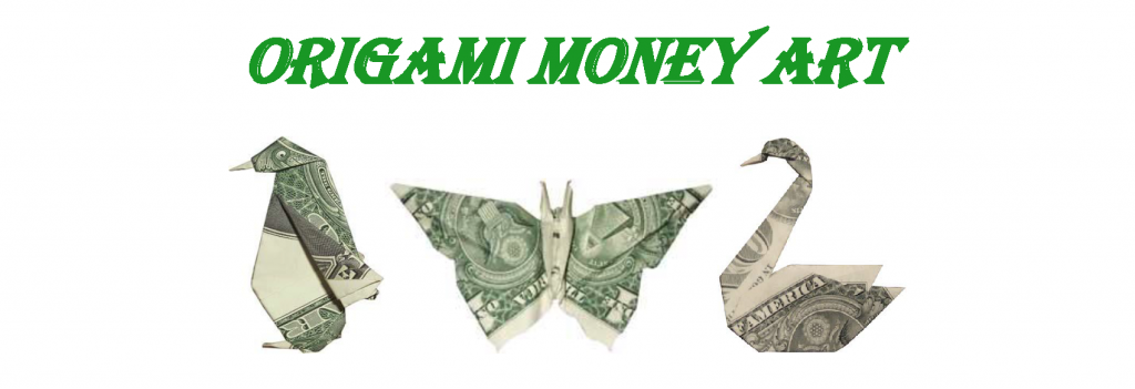 Flyer Origami Money Art