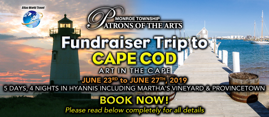 Patron of the Arts Trip: Cape Cod – Art in the Cape – Monroe